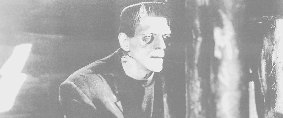 Frankenstein, en un fotograma del film del 1931. / Foto: Universal Pictures