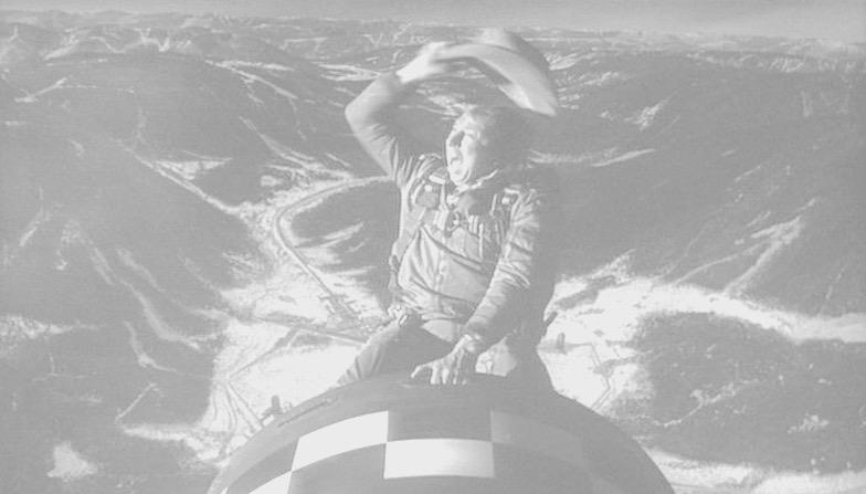 Fotograma de 'Teléfono rojo, volamos hacia Moscú'
