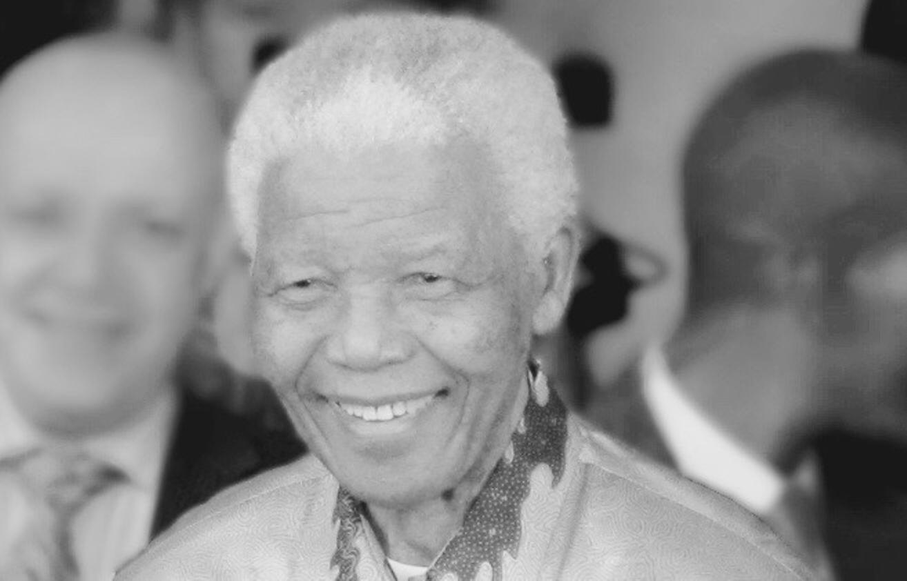 Nelson Mandela, el pare dels sud-africans