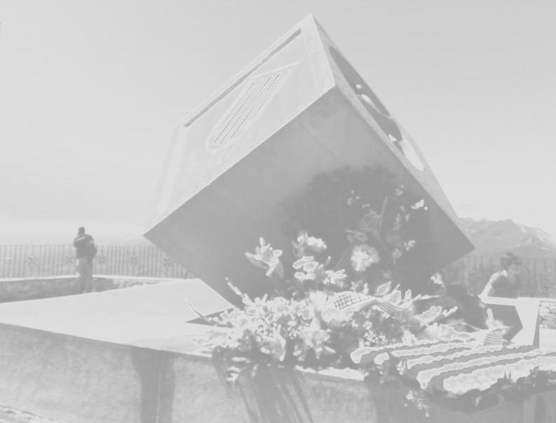 Monument a la Cota 705 en homenatge a la Batalla de l'Ebre