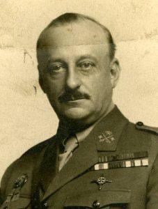 Retrato de Miguel Primo de Rivera