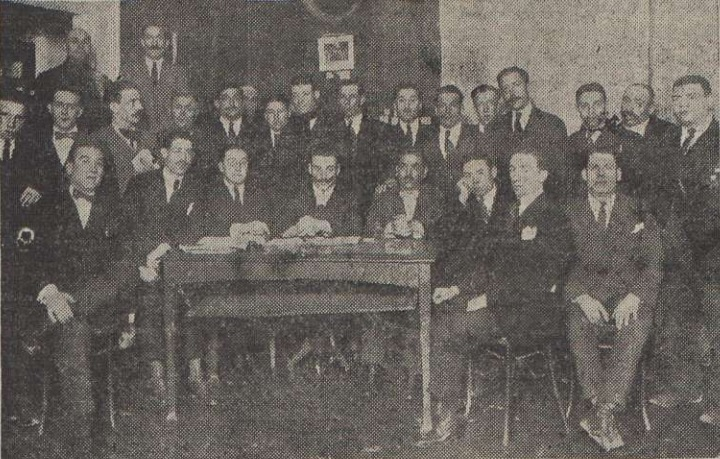Presidents dels Sindicats Liures de Barcelona (1922)