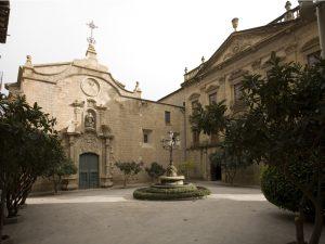 Plaça del Palau de Solsona.