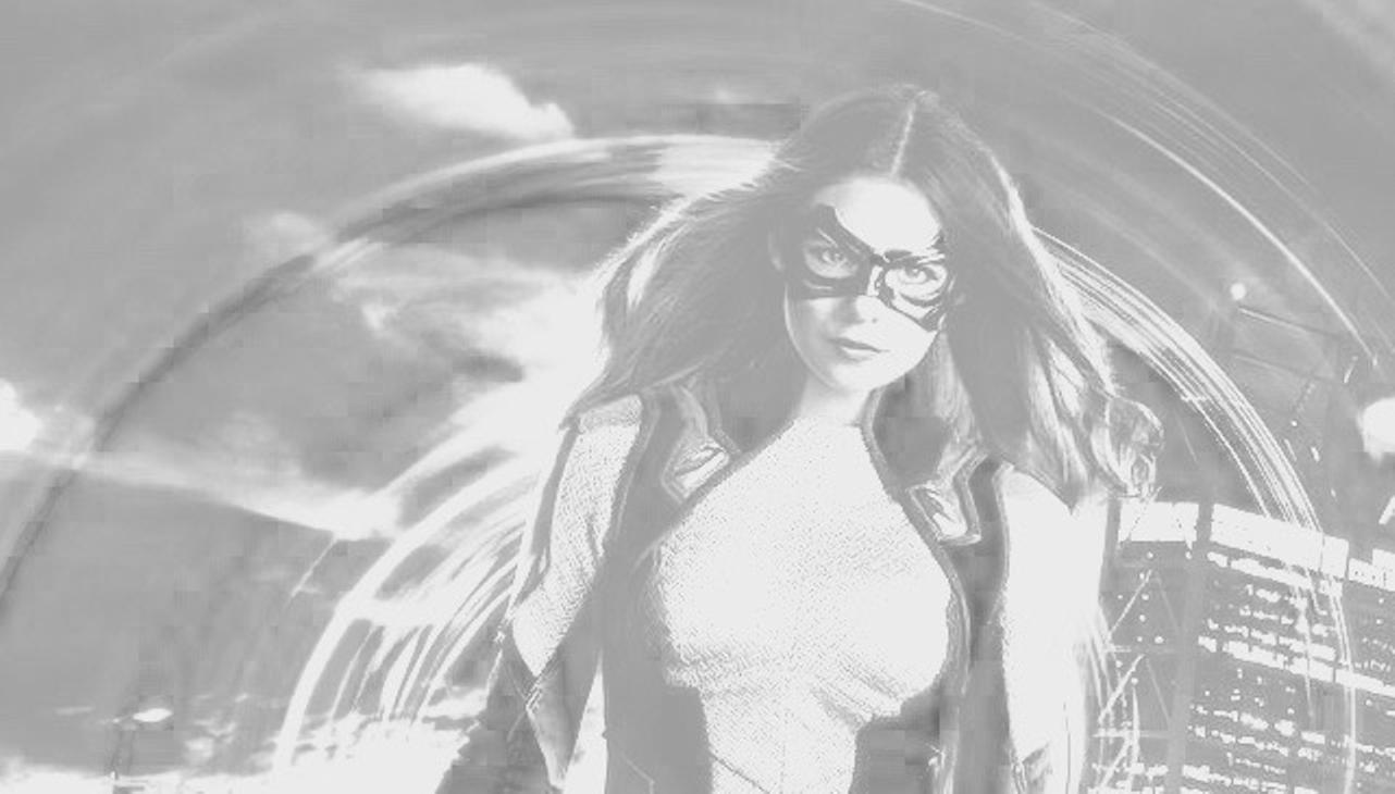 Nicole Maines caracteritzada com a Dreamer a Supergirl