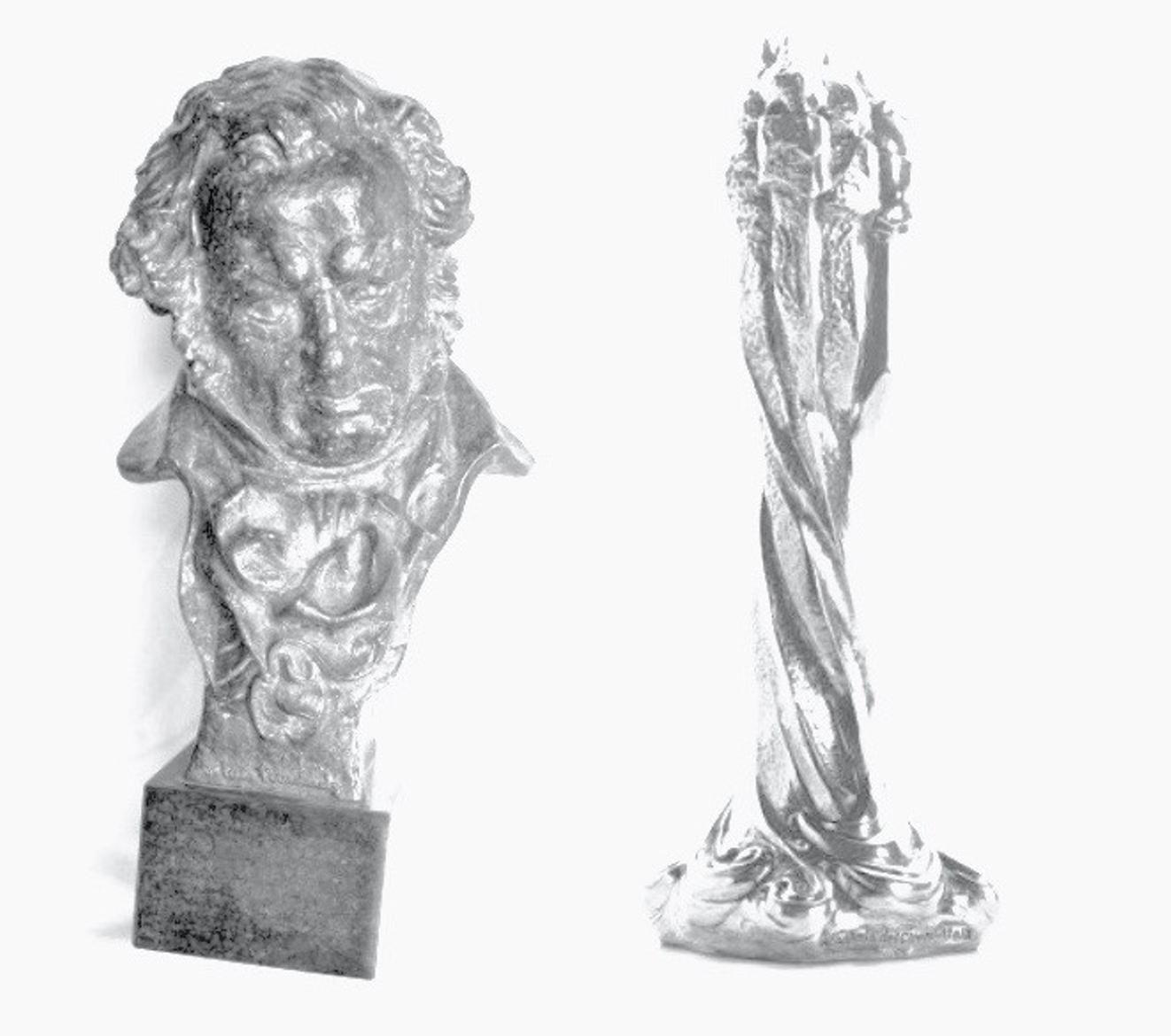 Els premis Goya i Gaudi